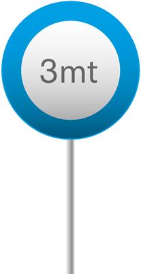 3 mt blu